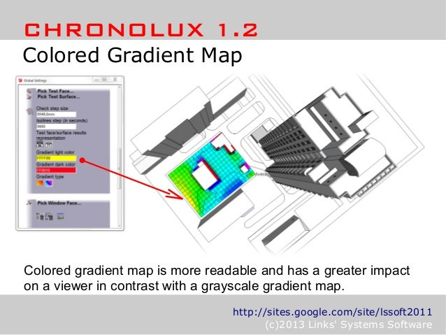 Lss chronolux 1.2 features overview Slide 3