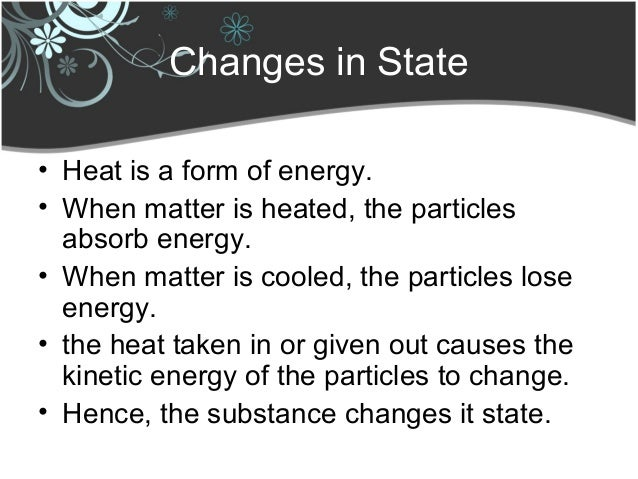 Lss Kinetic Particle Theory