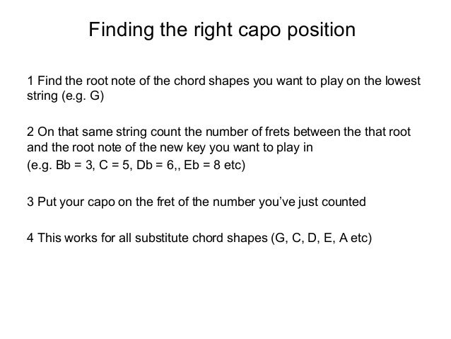 Acoustic Guitar Masterclass Tuning Substitute Chords Capo Tips And