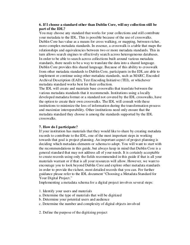 handout for planning and implementing a digital library project 12