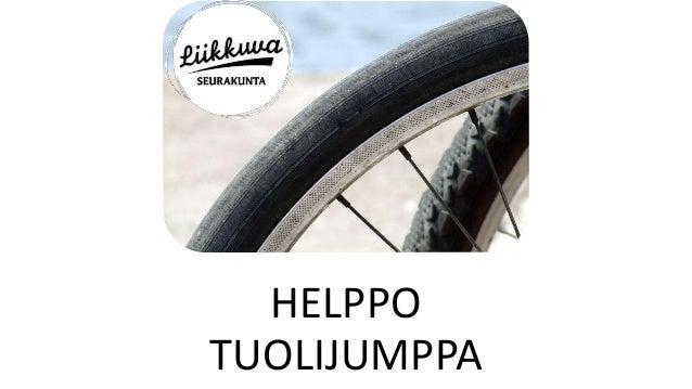 HELPPO TUOLIJUMPPA5.5.2015 1