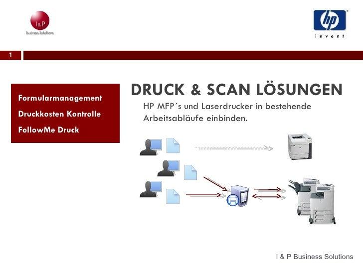 <ul><li>Formularmanagement </li></ul><ul><li>Druckkosten Kontrolle </li></ul><ul><li>FollowMe Druck </li></ul><ul><li>DRUC...