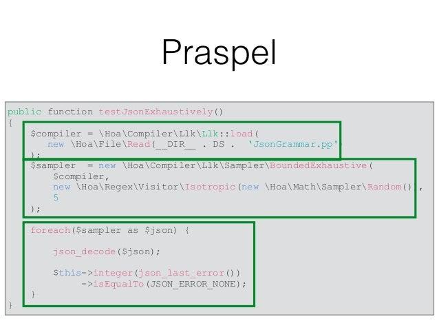 Praspel > atoum path: /private/tmp/praspel/vendor/atoum/atoum/vendor/bin/atoum > atoum version: 2.6.1 > PHP path: /usr/loc...