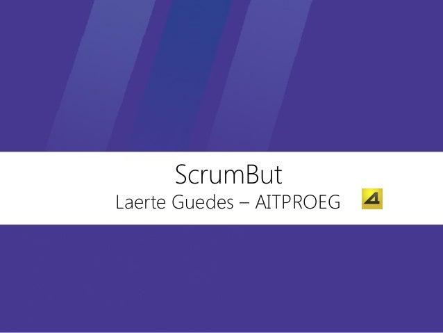 ScrumButLaerte Guedes – AITPROEG