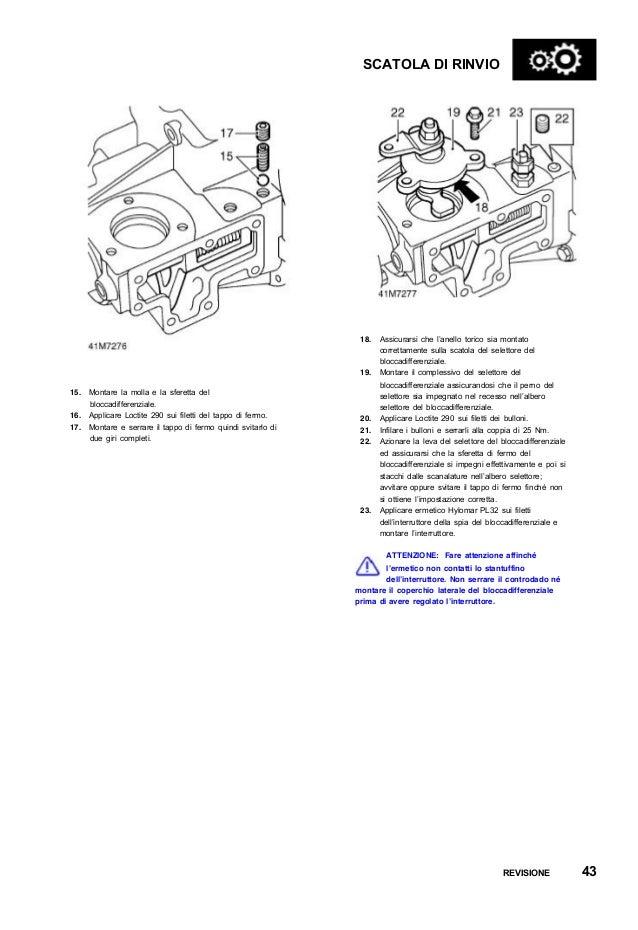 Lt230 q manuale di revisione IT