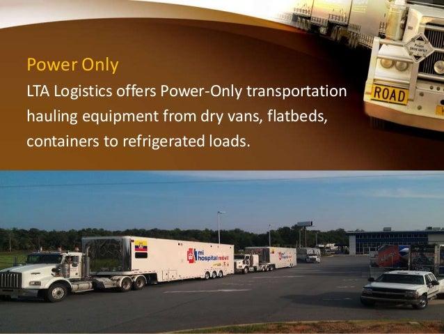 LTA Logistics - Heavy Haul Trucking & Heavy Equipment