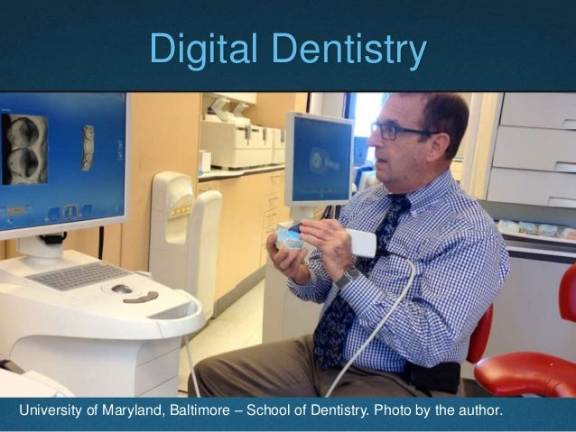 University of Maryland, Baltimore – School of Dentistry. Photo by the author.