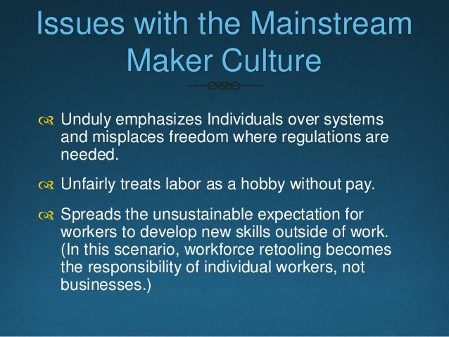Ideologies at Work  Neo-liberalism ignores the issues of systematic inequality and reduces it to the matter of individual...