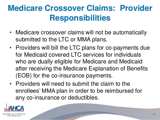 SMMC Provider Webinar: LTC & MMA - Putting the Pieces Together