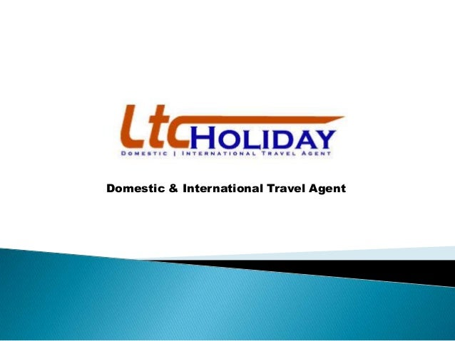 Domestic & International Travel Agent