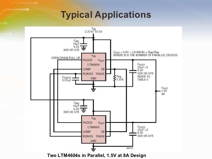 LTM460x - High Voltage µModule DC/DC Switching Power Supplies