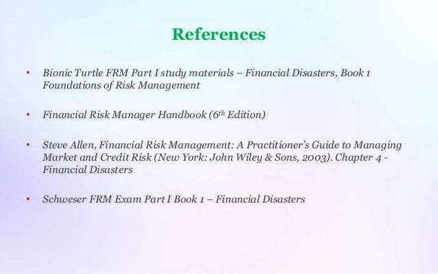 Handbook of financial risk management simulations and case studies
