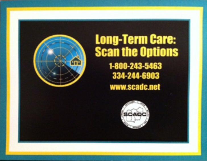 Long-Term Care Publication