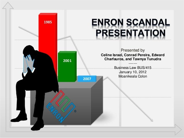enron business law paper Enron and arthur andersen ethics and law one of the largest ethical and legal business cases in a very long time has involved enron an excellent book on enron.