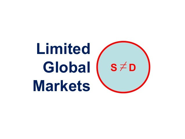 Limited Global Markets  S  D