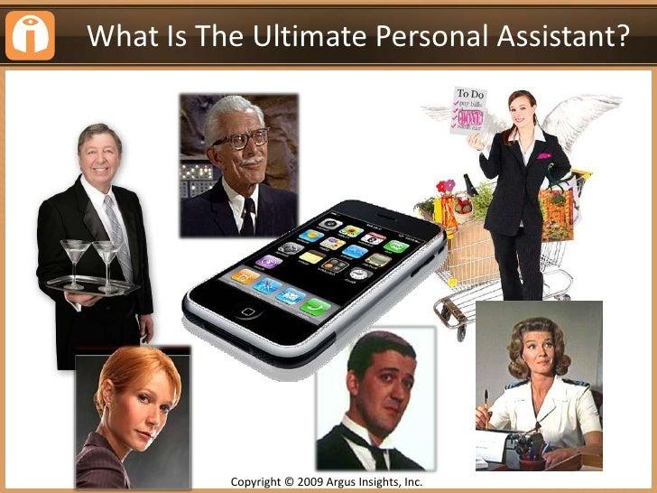 Three Future UX Scenarios<br />Dispersed Hollywood<br />Personal Assistants<br />Multiscreen Experiences<br />Copyright © ...