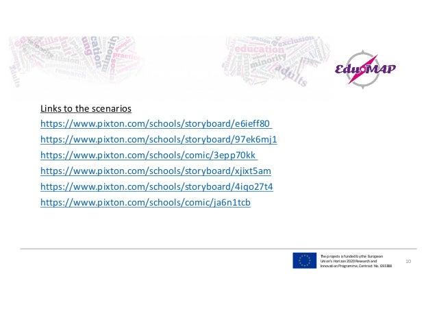 TheprojectsisfundedbytheEuropean Union'sHorizon2020Researchand InnovationProgramme,ContractNo.693388 Link...