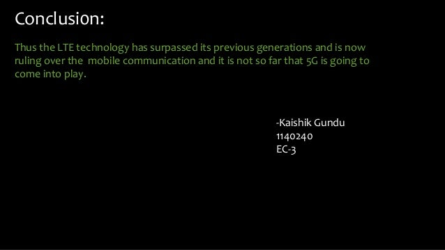 Lte(long term evolution) 4G LTE