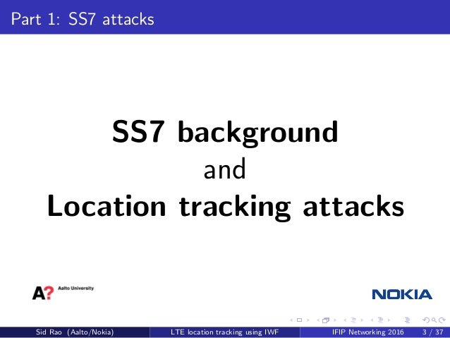 Ss7 Tracking Software