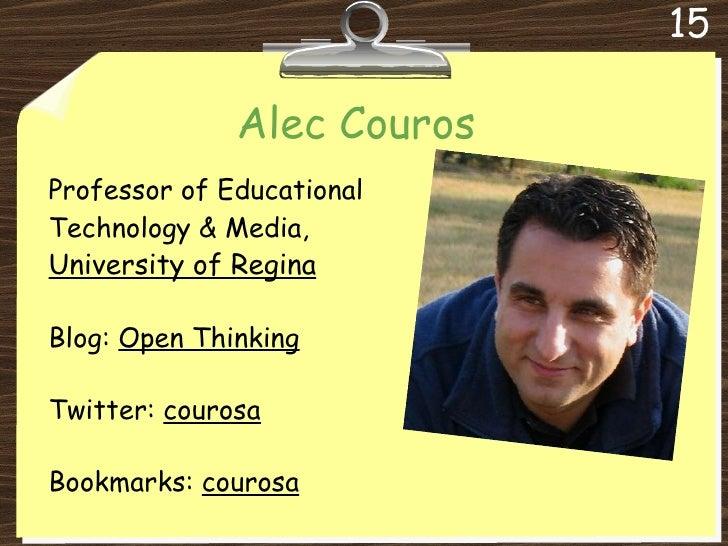 Alec couros dissertation
