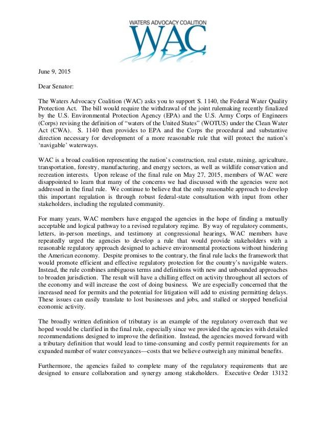 Sample advocacy letter to senator peopledavidjoel sample advocacy letter to senator thecheapjerseys Gallery