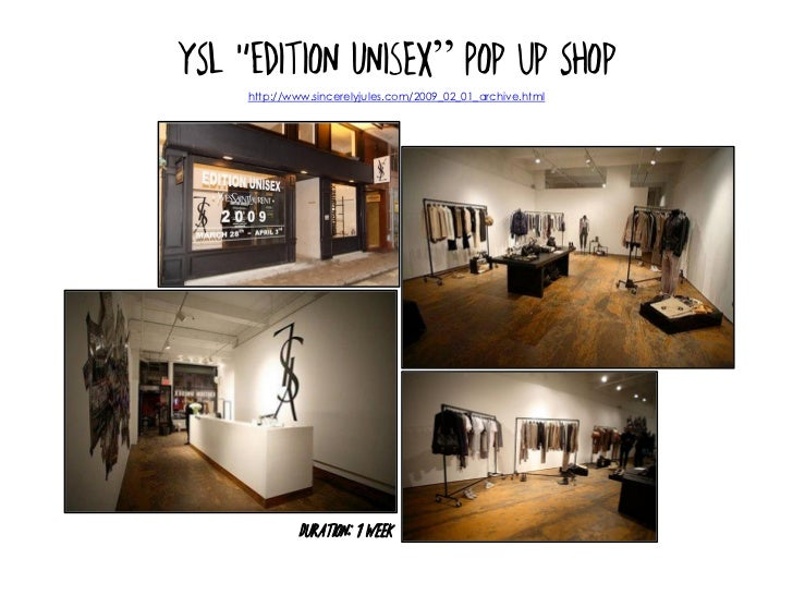 Retail Fashion Company Based In Fulham
