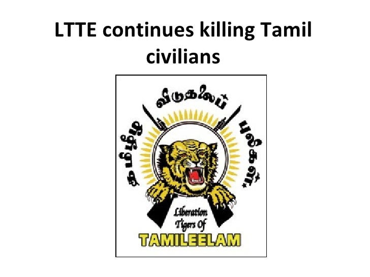 LTTE continues killing Tamil civilians