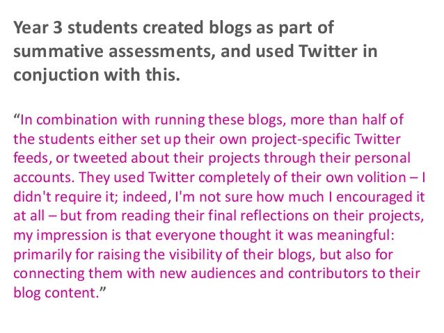 Generally speaking there are three kinds of Twitter tips for HE 1  Twitter in general  2  Twitter for teaching  3  Twitter...