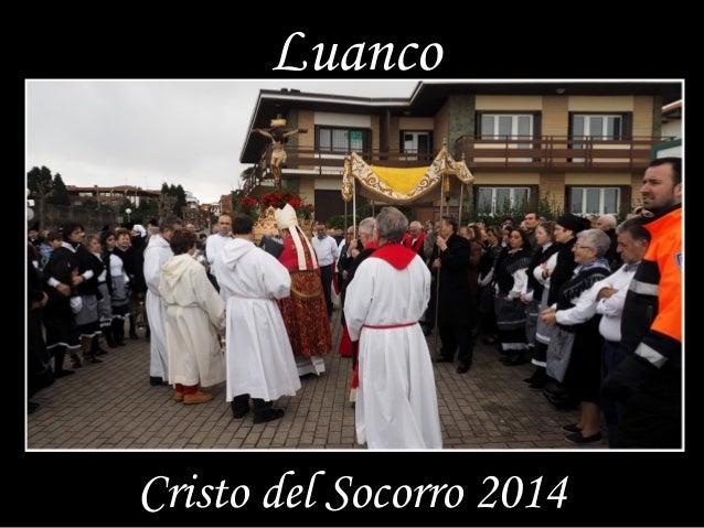 Luanco  Cristo del Socorro 2014
