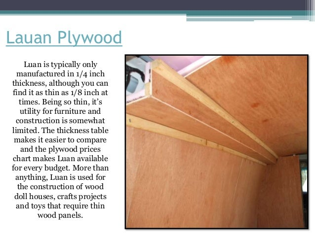 1 4 Inch Plywood ~ Lauan plywood