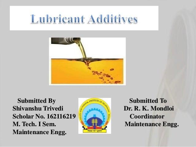 Submitted By Submitted To Shivanshu Trivedi Dr. R. K. Mondloi Scholar No. 162116219 Coordinator M. Tech. I Sem. Maintenanc...