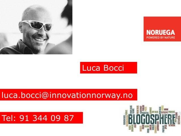 Luca Bocci Slide 2