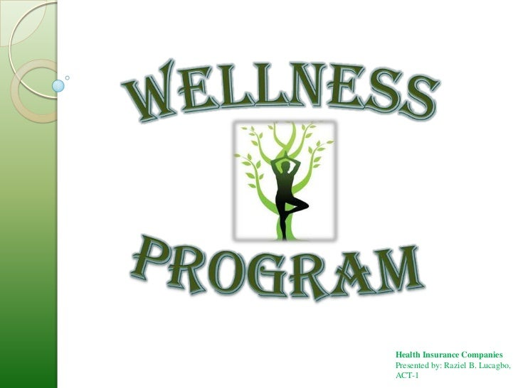 Health Insurance CompaniesPresented by: Raziel B. Lucagbo,ACT-1