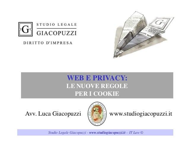Studio Legale Giacopuzzi – Diritto d'Impresa – www.studiogiacopuzzi.itStudio Legale Giacopuzzi - www.studiogiacopuzzi.it –...