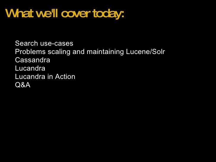 Lucandra Slide 2
