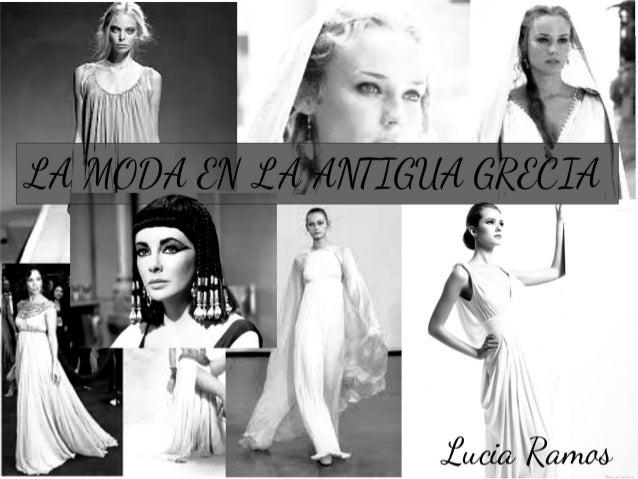 • Son los griegos los que crean el criterio clásico de la belleza y su constante de diseño es el empleo de bandas con moti...