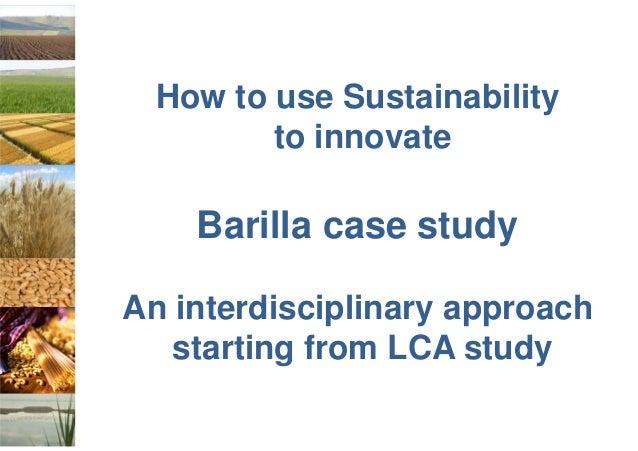 barilla case analysis Barilla and injenia creates successful social-media style app, improves production efficiency with google cloud technologies.