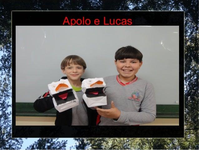 Apolo e Lucas