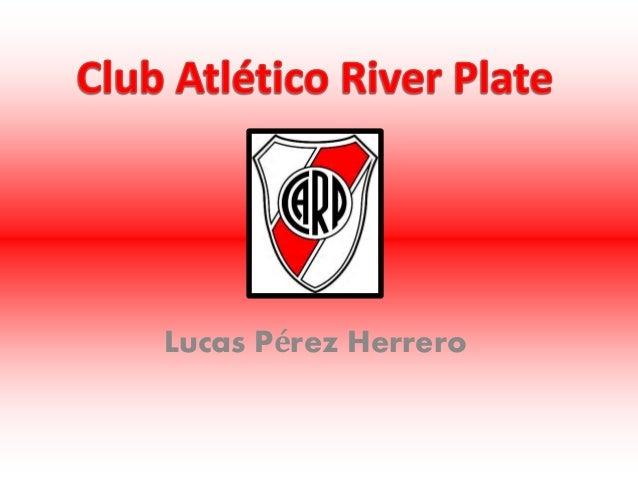 Lucas Pérez Herrero