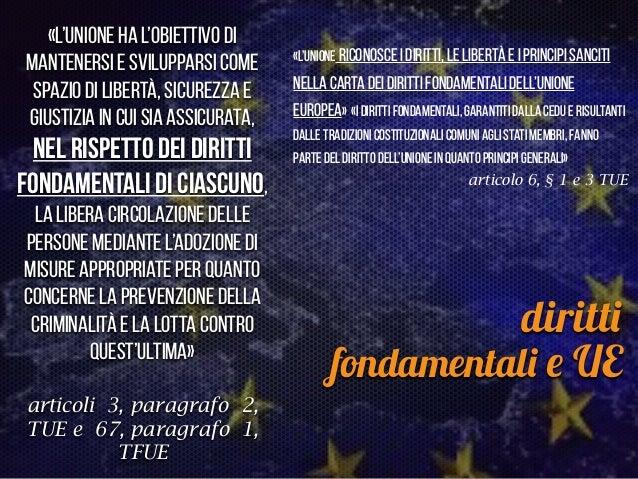 «Il meccanismo del mandato d'arresto europeo si basa su un elevato livello di fiducia tra gli Stati membri. L'attuazione d...