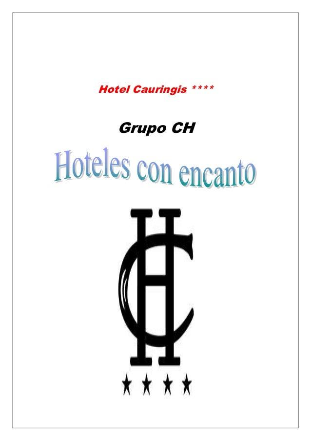 Manual Bienvenida Hotel Cauringis