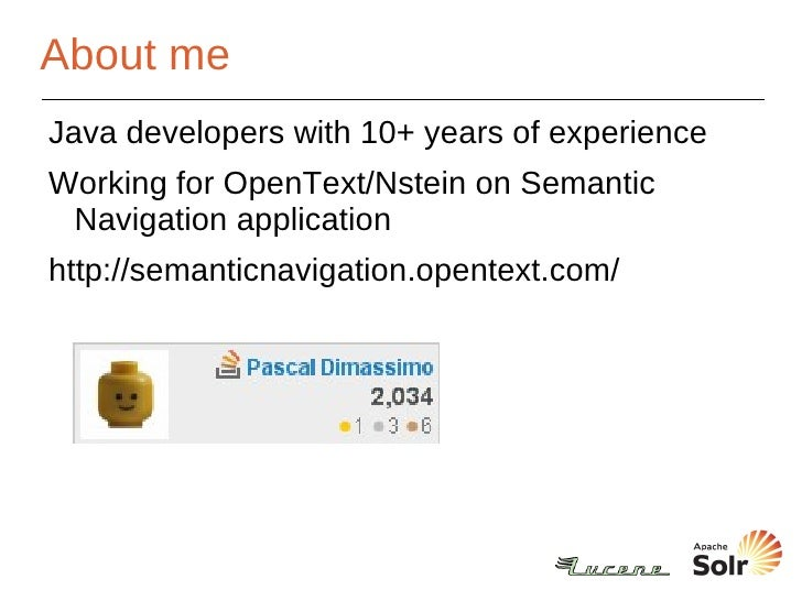 Lucene And Solr Intro Slide 2