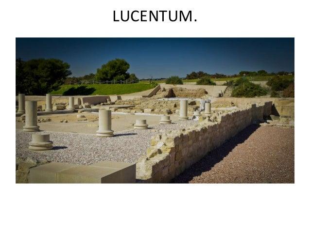 LUCENTUM.