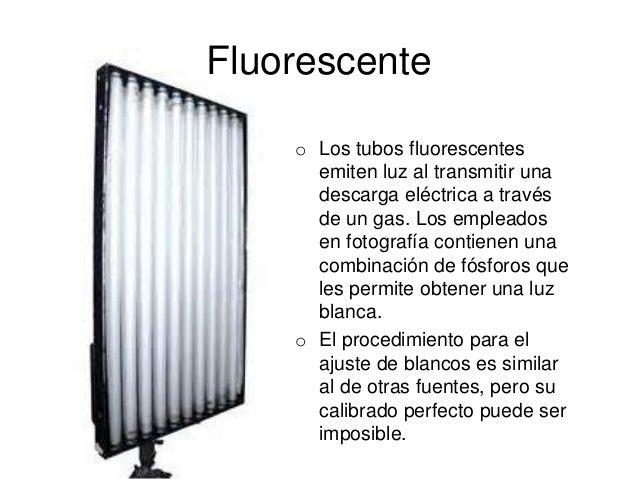 Iluminaci n tipos de fuentes de luz y fot metros for Porta tubos fluorescentes
