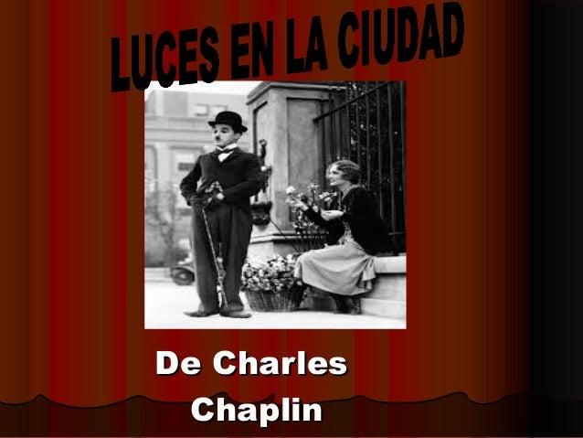 De Charles Chaplin