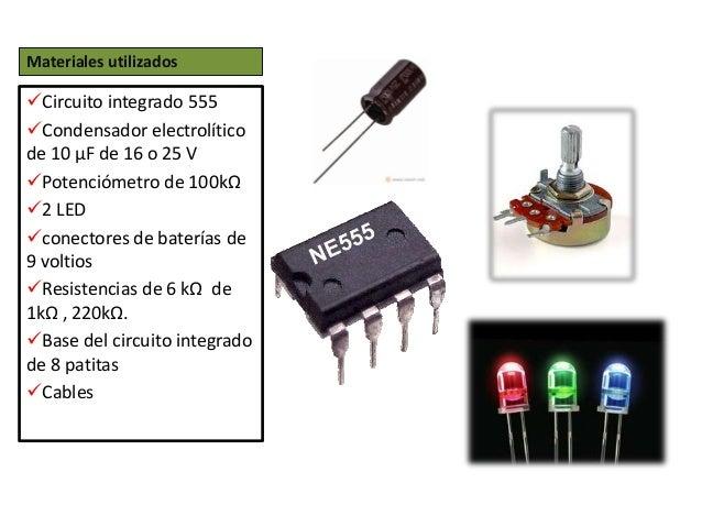 Circuito Led Intermitente : Circuito de luces led intermitentes para bicicleta el