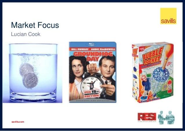 savills.com Market Focus Lucian Cook