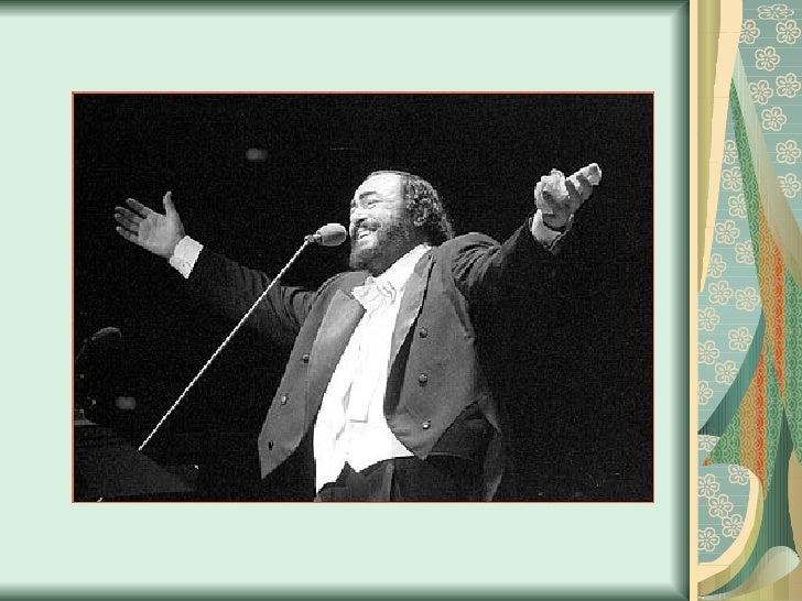 Luciano Pavarotti Slide 2