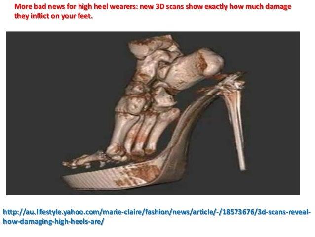 Lucifer's high heels