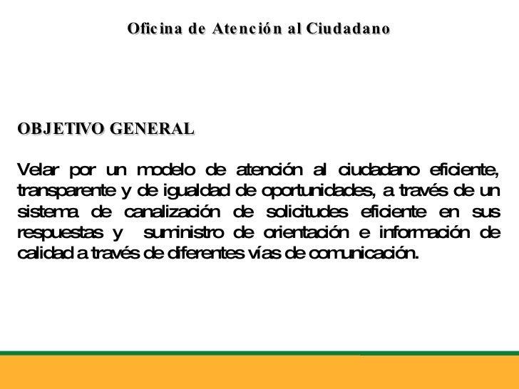Oficina atenci n al ciudadano alcald a de sucre for Oficina de atencion al ciudadano